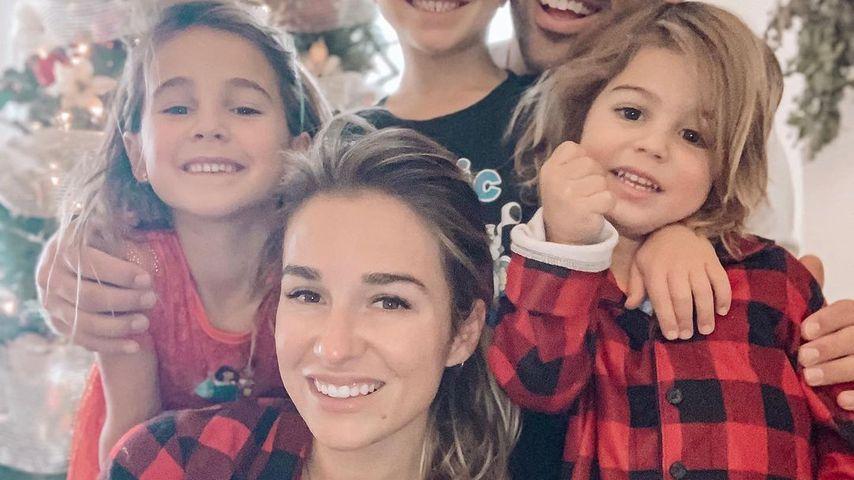 Jessie James Decker und ihre Familie