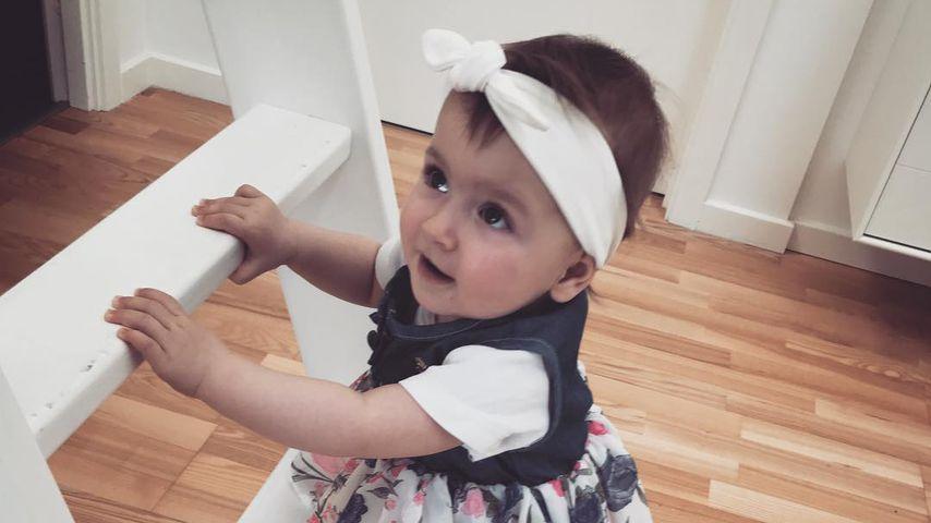 Alles Gute, kleiner Fratz: Jesslynn feiert ersten Geburtstag