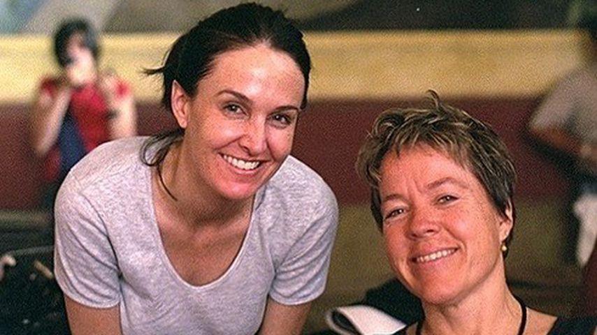 Jill Messick und Sarah Green