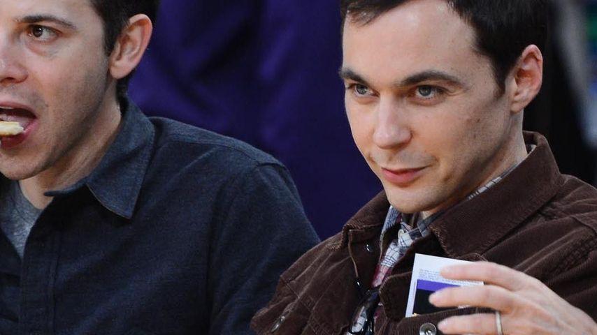 Jim Parsons: Ist Sheldon ein heimlicher Sport-Fan?