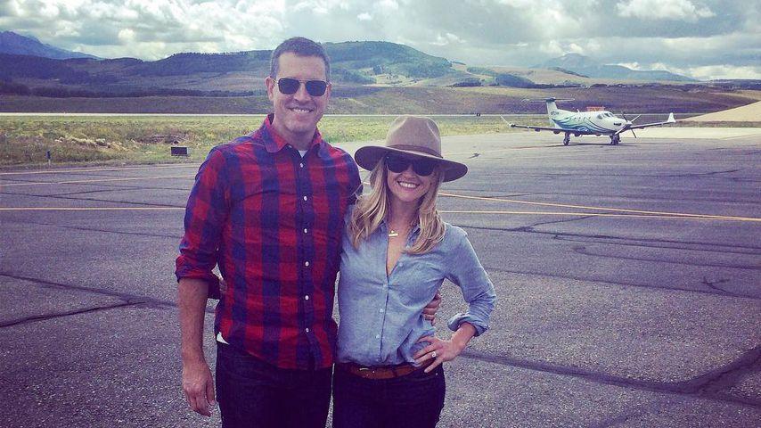 Zum 7. Hochzeitstag: Liebeserklärung von Reese Witherspoon!