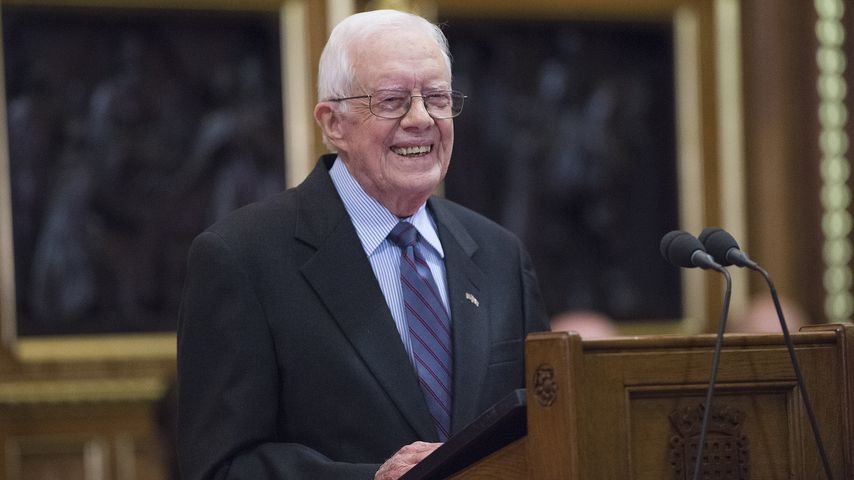 Jimmy Carter, Februar 2016