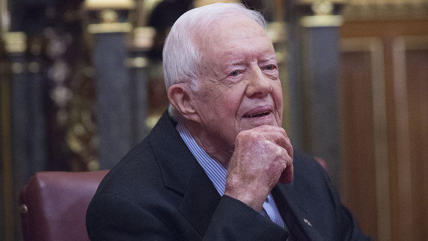 Jimmy Carter 2016 in London