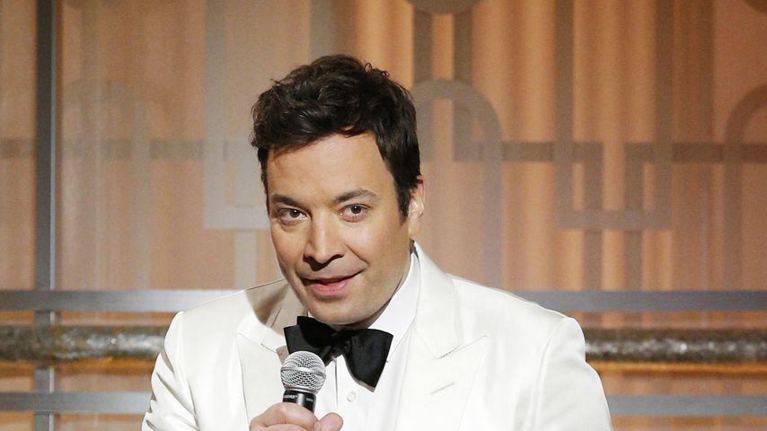 Jimmy Fallon bei den Golden Globe Awards
