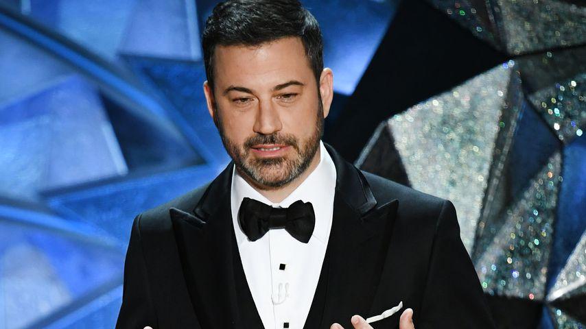 Jimmy Kimmel bei den Oscars 2018