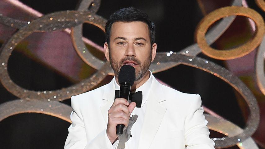 TV-Star Jimmy Kimmel im Glück: Ehefrau Molly ist schwanger!