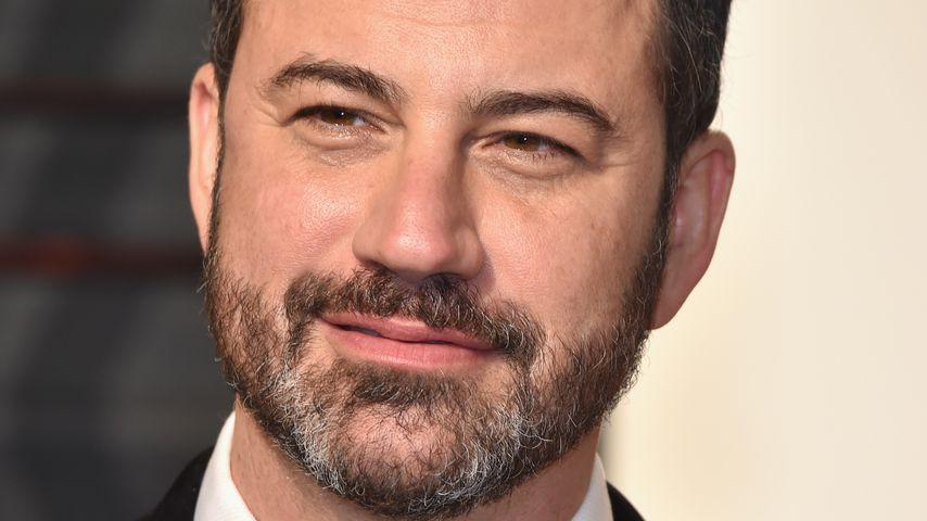 Nach OP-Drama: Jimmy Kimmels Sohn geht's besser!