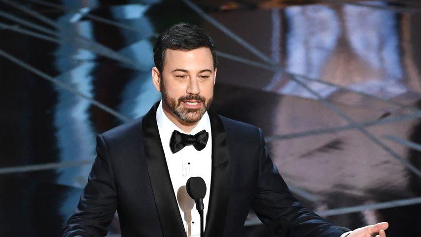 Jimmy Kimmel, Oscar-Moderator 2017