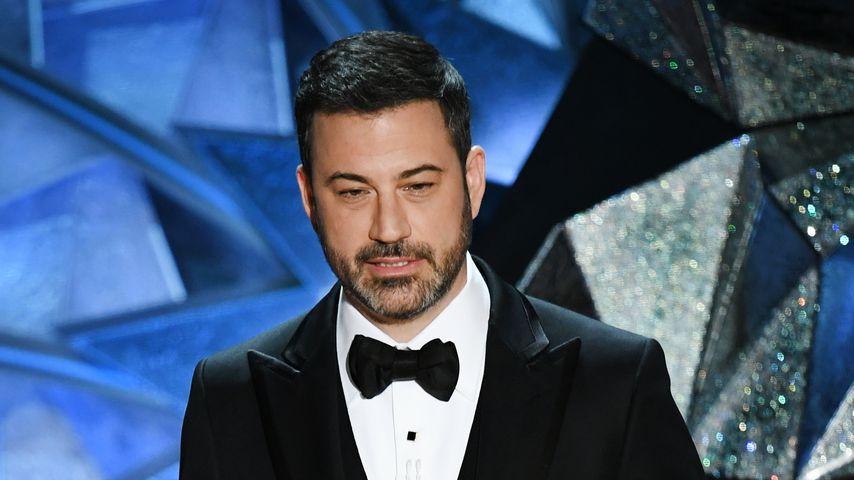 Jimmy Kimmel bei der Oscar-Verleihung 2018
