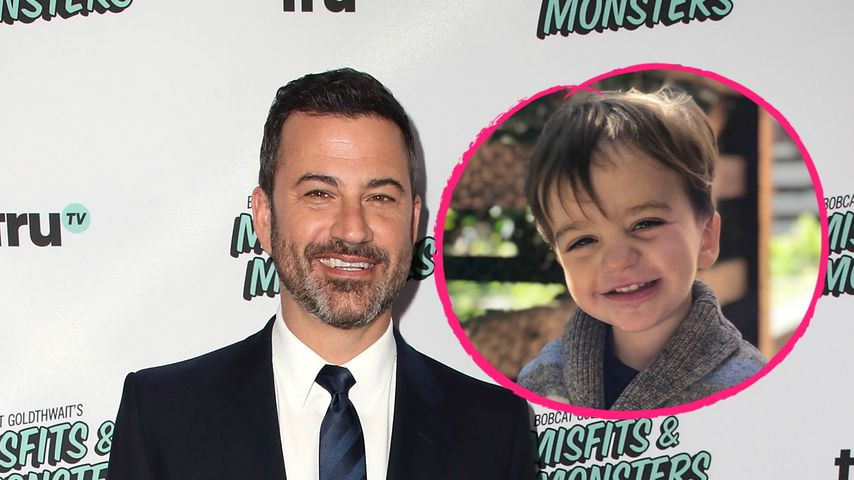 Mit Herzfehler geboren: So geht es Jimmy Kimmels Sohn heute