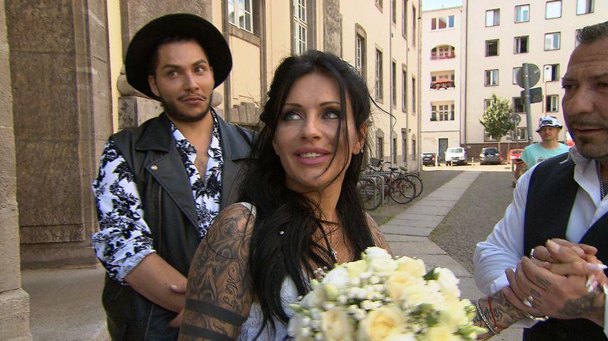 """JJ und Fabrizio bei """"Berlin - Tag & Nacht"""", August 2020"""