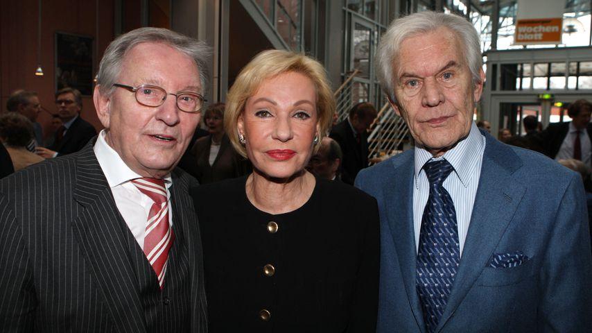 Jo Brauner, Dagmar Berghoff und Wilhelm Wieben
