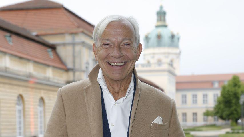 Jo Groebel in der Orangerie im Schloss Charlottenburg im Mai 2019