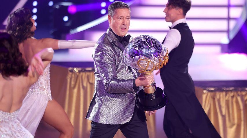 """Joachim Llambi in der Kennenlern-Show von """"Let's Dance"""" 2021"""