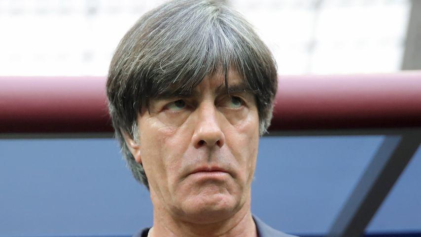 Joachim Löw vor dem WM-Spiel gegen Mexiko