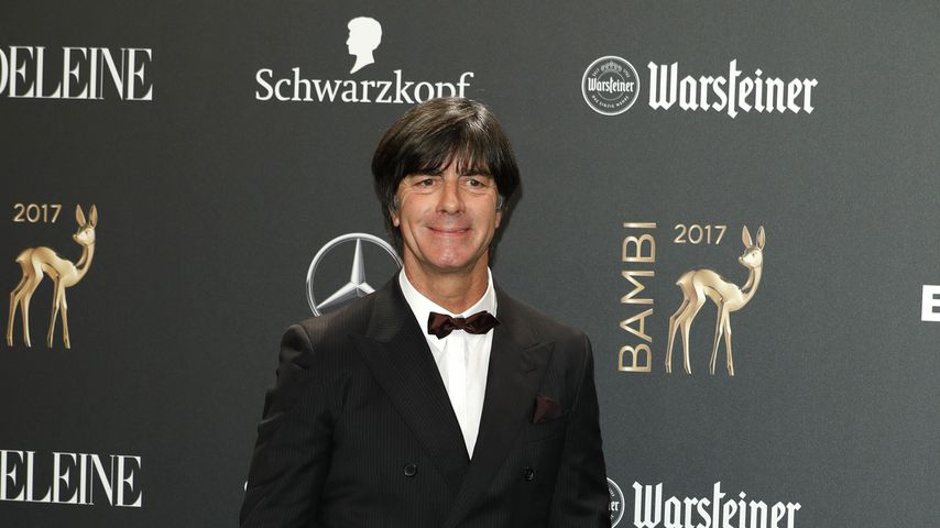 Joachim Löw beim Bambi 2017