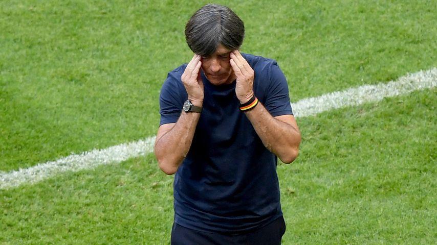 Joachim Löw nach der WM-Niederlage gegen Südkorea