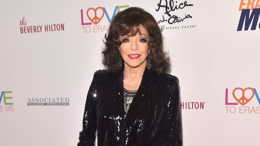 "Joan Collins bei der ""Race To Erase MS Gala 2018"""