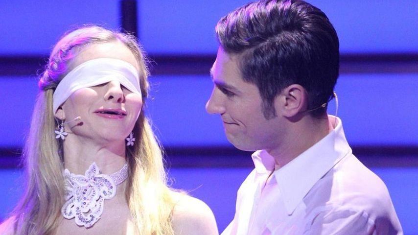 Joana Zimmer: Tränen-Ausbruch vor Let's Dance