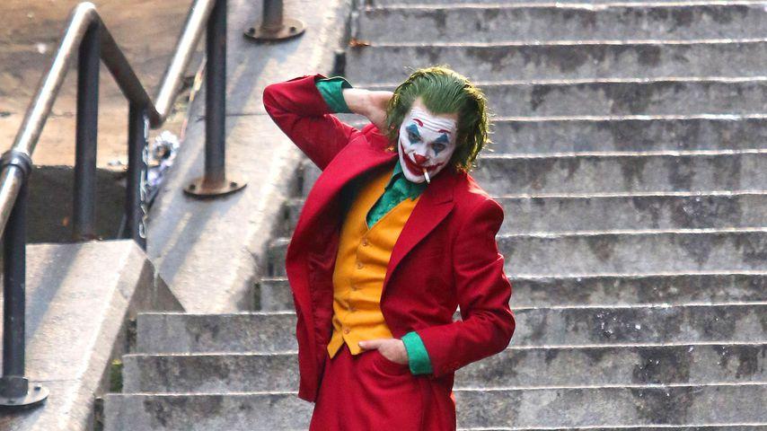 """Joaquin Phoenix in der Rolle als """"Joker"""""""