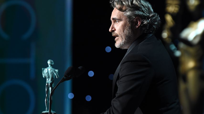 Joaquin Phoenix in Los Angeles bei den Screen Actors Guild Awards