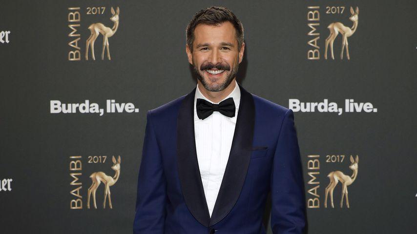 Jochen Schropp bei der Bambi-Verleihung 2017