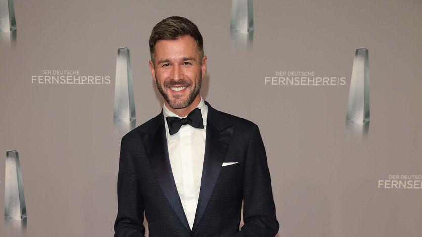 Jochen Schropp beim Deutschen Fernsehpreis 2019