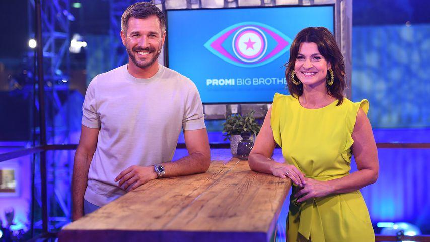 """Jochen Schropp und Marlene Lufen für """"Promi Big Brother"""""""