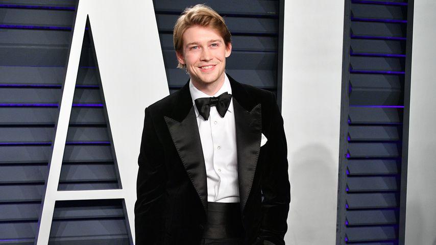 Joe Alwyn bei der Vanity-Fair-Oscarparty 2019 in Beverly Hills