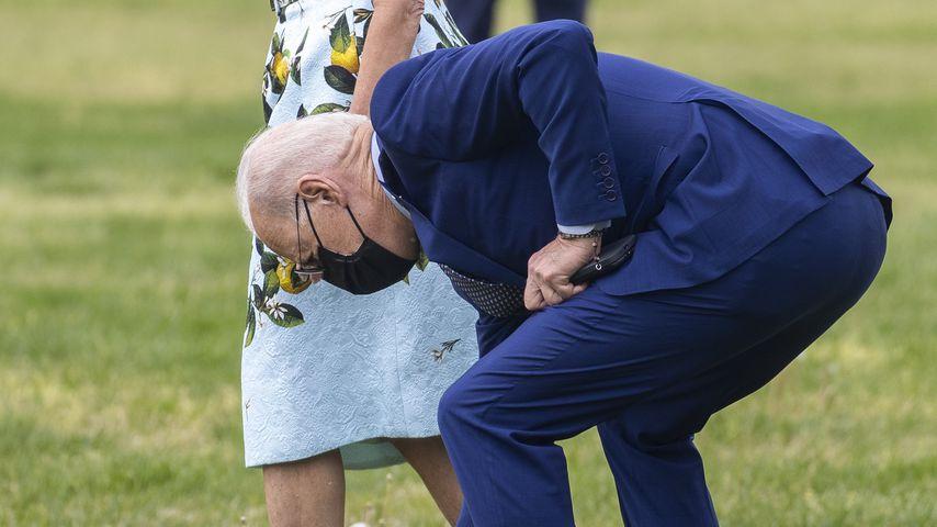 Joe Biden und seine Ehefrau Jill