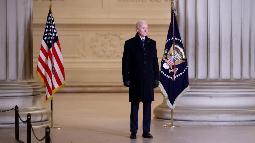 Joe Biden, US-Präsident
