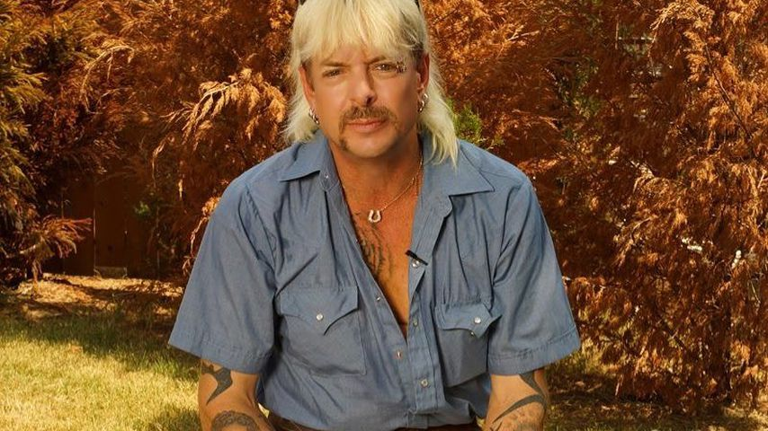 Joe Exotic, Tiger-Freund