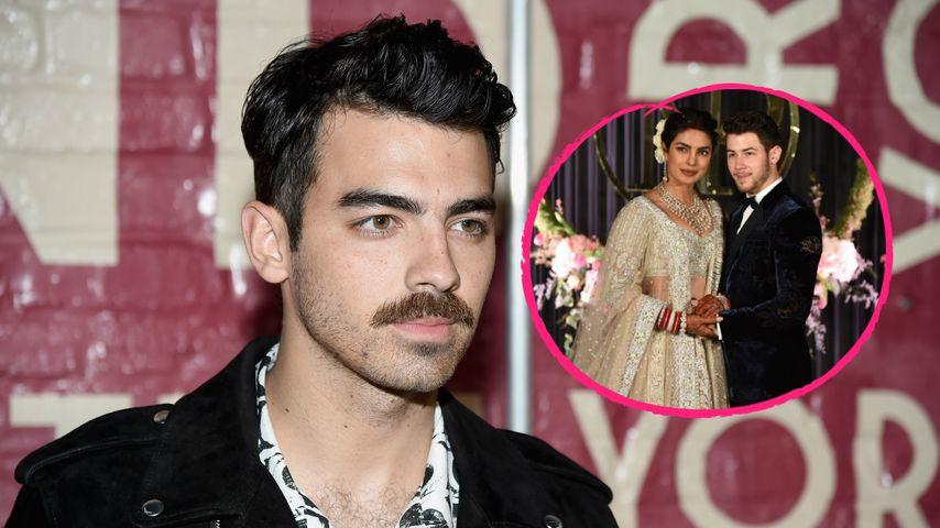 Fake-Gerüchte um Priyanka und Nick: Joe findet's ekelhaft!