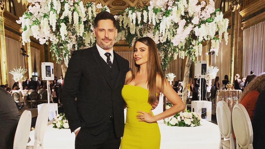 Joe Manganiello und Sofia Vergara im Mai 2019