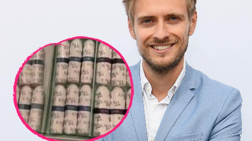 Wie bitte? Jörn Schlönvoigt macht jetzt Werbung für Tampons!