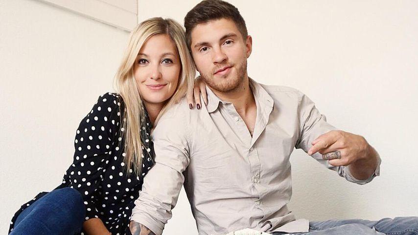 Joey Heindle und Freundin Ramona