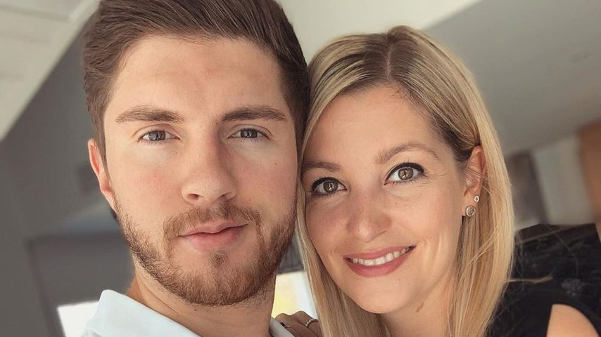 Joey Heindle und seine Freundin Ramona