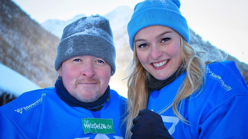 Joey Kelly und Miriam Höller
