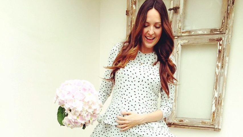 Johanna Klum: So gut stand ihr der Schwangerschafts-Glow