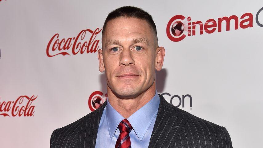 John Cena im März 2017