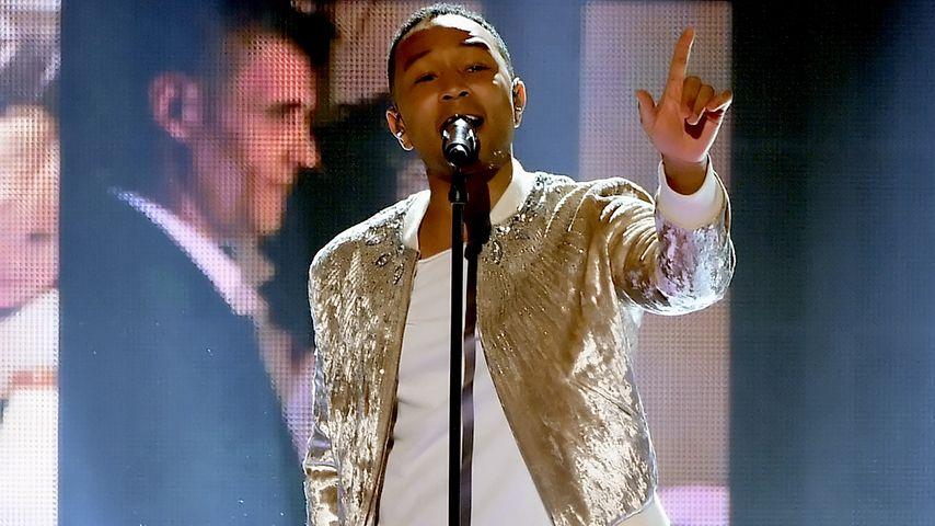 John Legend bei seiner AMAs-Performance