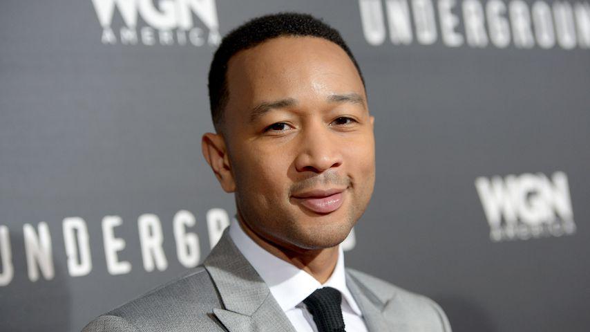 """Fans enttäuscht: John Legend nicht der """"Sexiest Man Alive""""!"""