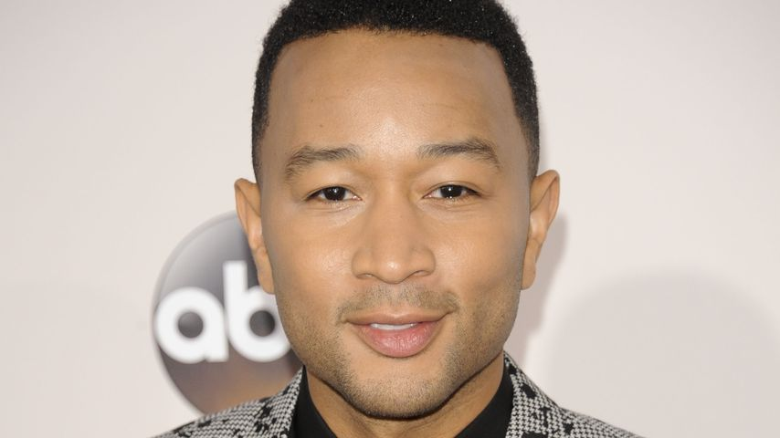 John Legend bei den 2016 American Music Awards in Los Angeles