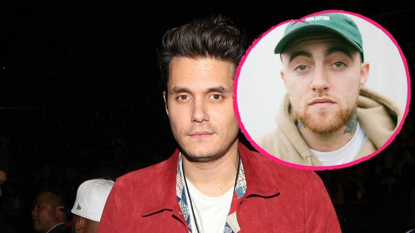 Rührender Insta-Post: John Mayer erinnert an Mac Miller!