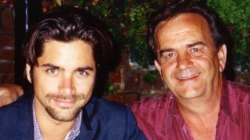 Bewegender Post: John Stamos gedenkt seines toten Vaters