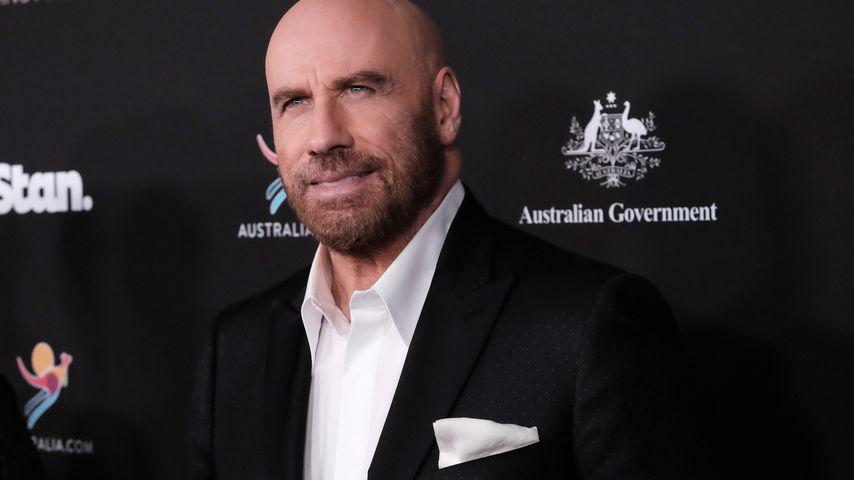 Nach dem Tod seiner Frau: John Travolta spricht über Trauer