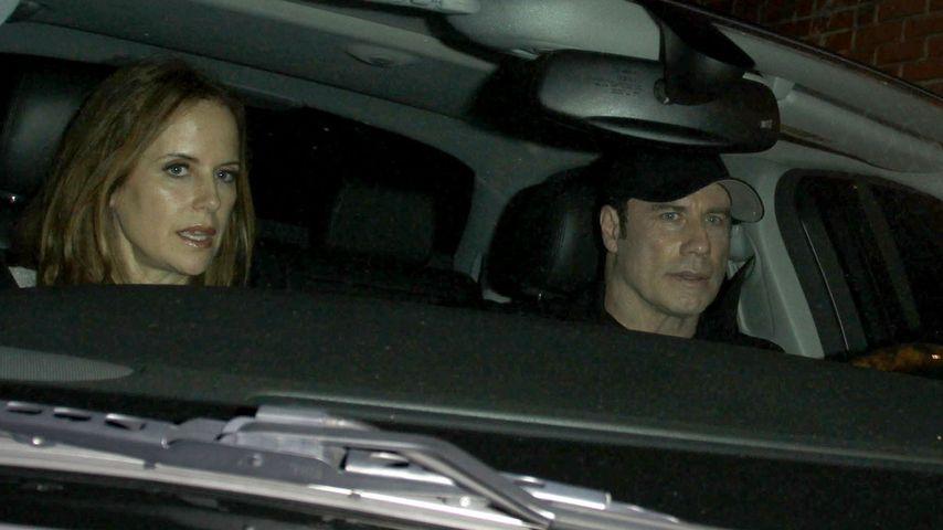 John Travolta: Droht ihm jetzt die Scheidung?