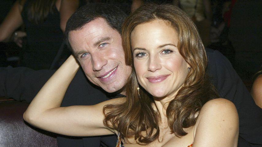 John Travolta und Kelly Preston im Jahr 2004