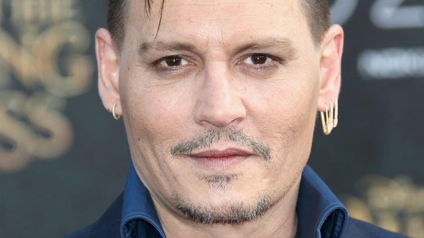 """Zauberhaft! Johnny Depp spielt in """"Harry Potter""""-Nachfolger"""