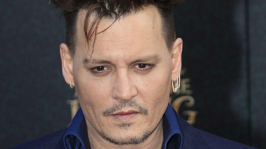 Sein Assistent packt aus: Johnny Depp war nie gewalttätig!